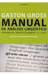 Papel Manual De Análisis Linguístico