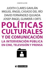 Papel Políticas Culturales Y De Comunicación