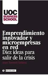 Papel Emprendimiento innovador y microempresas en red