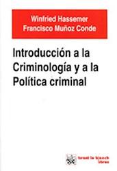 Libro Introduccion A La Criminologia Y A La Politica Criminal