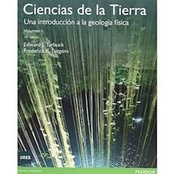 Libro Ciencias De La Tierra Vol.1