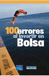 E-book 100 errores al invertir en bolsa