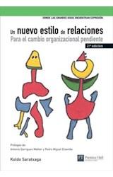 E-book Un nuevo estilo de relaciones
