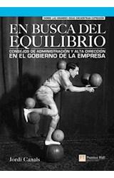 E-book En busca del equilibrio.