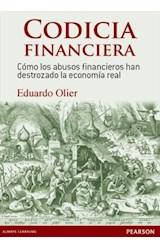 E-book Codicia Financiera