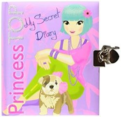Papel Princess Top My Secret Diary