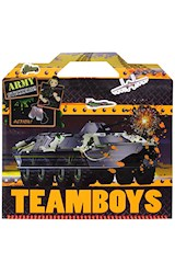 Papel TEAMBOYS ARMY STICKERS