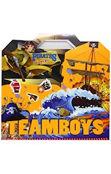 Papel TEAMBOYS PIRATES STICKERS
