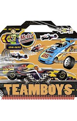 Papel TEAMBOYS MOTOR STICKERS