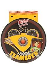 Papel TEAMBOYS MOTOR COLOUR