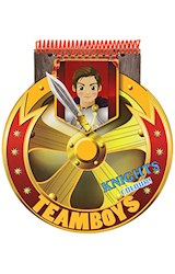 Papel TEAMBOYS KNIGHTS COLOUR