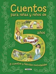 Libro Cuentos Para Ni/Os Y Ni/As De 5 A/Os