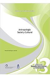 Papel ANTROPOLOGIA SOCIAL Y CULTURAL