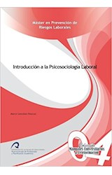 Papel INTRODUCCION A LA PSICOLOGIA LABORAL