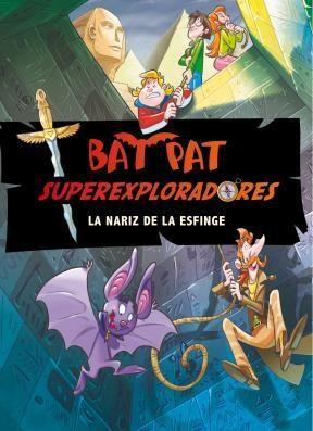 E-book La Nariz De La Esfinge (Bat Pat Superexploradores 2)