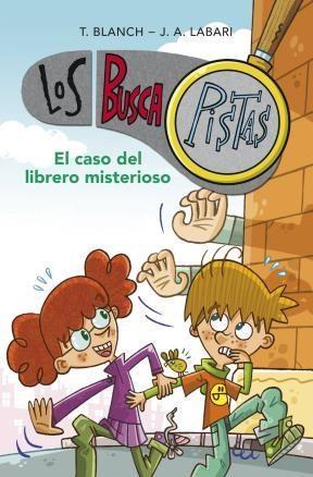 E-book El Caso Del Librero Misterioso (Serie Los Buscapistas 2)