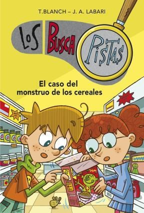 E-book El Caso Del Monstruo De Los Cereales (Serie Los Buscapistas 6)