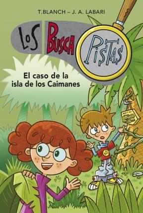 E-book El Caso De La Isla De Los Caimanes (Serie Los Buscapistas 5)