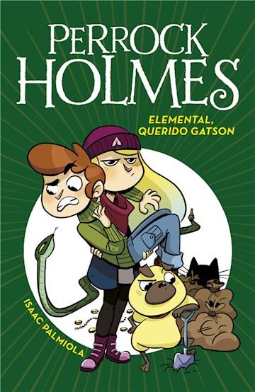 E-book Elemental, Querido Gatson (Serie Perrock Holmes 3)