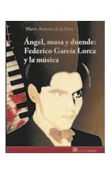 Papel ANGEL, MUSA Y DUENDE FEDERICO GARCIA LORCA Y