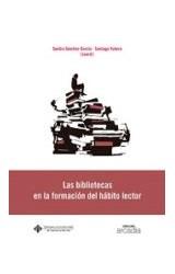 Papel LAS BIBLIOTECAS EN LA FORMACION DEL HABITO L
