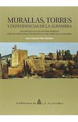 Papel MURALLAS, TORRES Y DEPENDENCIAS DE LA ALHAMBRA