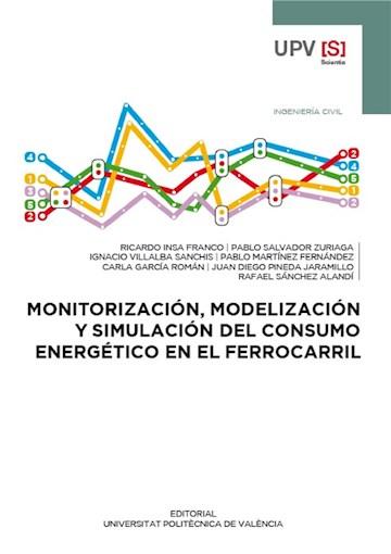 E-book Monitorización, Modelización Y Simulación Del Consumo Energético En El Ferrocarril