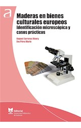 E-book Maderas en bienes culturales europeos
