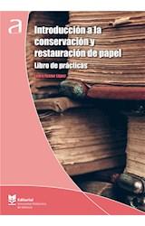 E-book Introducción a la conservación y restauración de papel. Libro de prácticas
