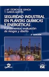 E-book Seguridad industrial en plantas químicas y energéticas
