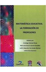 E-book Matemática educativa