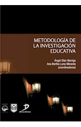E-book Metodología de la investigación educativa