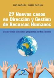 Libro 27 Nuevos Casos En Direccion Y Gestion De Recursos Humanos