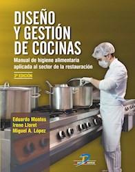 Libro Diseño Y Gestion De Cocinas