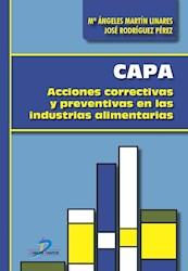 Libro Capa : Acciones Correctivas Y Preventivas En Las Industrias Alimentarias