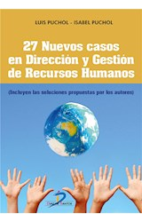 E-book 27 Nuevos casos en Dirección y Gestión de Recursos Humanos