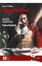E-book Miguel Mañara. Edición comentada