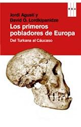 E-book Los primeros pobladores de Europa