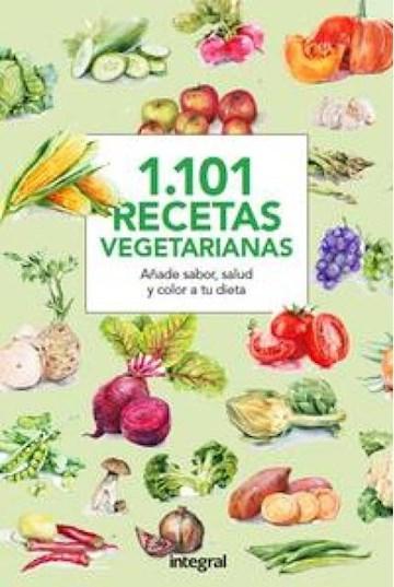 Papel 1101 Recetas Vegetarianas