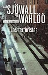 Libro Los Terroristas .Serie Martin Beck X