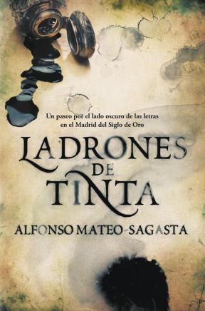 E-book Ladrones De Tinta (Isidoro Montemayor 1)
