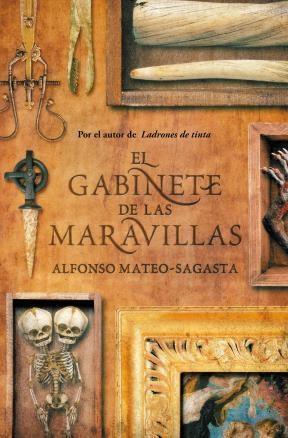 E-book El Gabinete De Las Maravillas (Isidoro Montemayor 2)