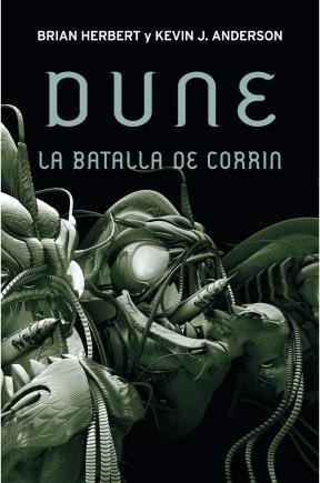 E-book La Batalla De Corrin (Leyendas De Dune 3)