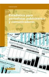 E-book Estadística para periodistas, publicitarios y comunicadores