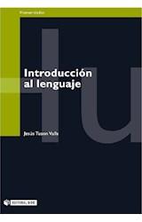 E-book Introducción al lenguaje