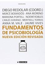 Papel FUNDAMENTOS DE PSICOBIOLOGIA NVA EDICION REV