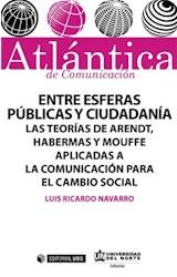 E-book Entre esferas públicas y ciudadanía