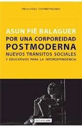 E-book Por una corporeidad postmoderna