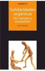 E-book Solidaridades orgánicas. De cuerpos y trasplantes