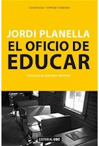 E-book El oficio de educar